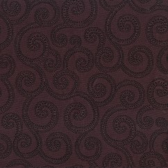 Home Decor Fabrics - Crypton Clematis 17 Auburn