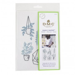 DMC Cactus Collection Embroidery Magic Paper™