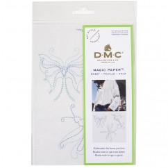 DMC Butterflies and Birds Collection Embroidery Magic Paper™