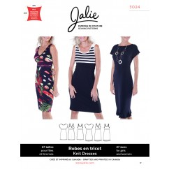 Jalie Pattern 3024 - Knit dresses