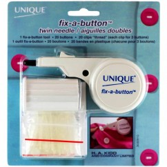 UNIQUE Fix-a-Button - 42 pcs