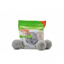 Dryer Dots Grey Heather - Pack of 3