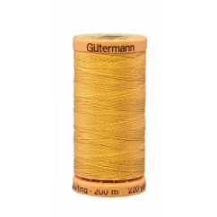 GÜTERMANN Hand Quilting Thread 200m Cream