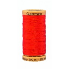 GÜTERMANN Hand Quilting Thread 200m Artillery