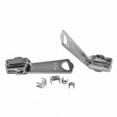 COSTUMAKERS Reversible Zipper Slider - Silver