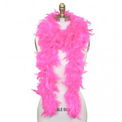Feather Boa - Candy Pink
