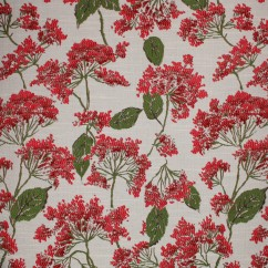 Home Decor Fabric - Bohemian Chic - Delilah - Red