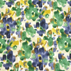 Home Decor Fabric - Robert Allen - Landsmeer - Ultramarine