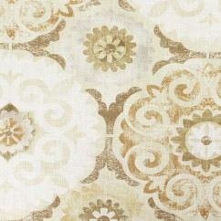 Home Decor Fabric - Waverly - Captivated Brown