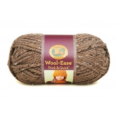 LION BRAND® YARN WOOL-EASE® THICK & QUICK®, BARLEY