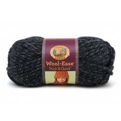 LION BRAND® YARN WOOL-EASE® THICK & QUICK®, CONSTELLATION
