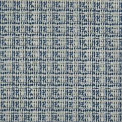 Home Decor Fabric - Bohemian chic - Kediri - Indigo