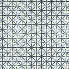 Home Decor Fabric - Bohemian chic - Nusa - Indigo