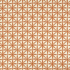 Home Decor Fabric - Bohemian chic - Nusa - Orange