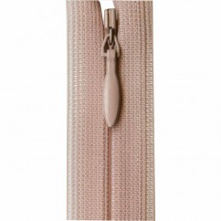 "COSTUMAKERS Invisible 20cm / 8"" Misty Pink Zipper"