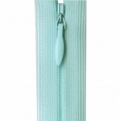 "COSTUMAKERS Invisible 20cm / 8"" Baby Blue Zipper"