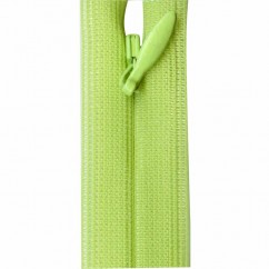 "COSTUMAKERS Invisible 20cm / 8"" Lime Zipper"