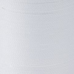 SECURA HEAT ACTIVATED BUTTON THREAD 91M - WHITE