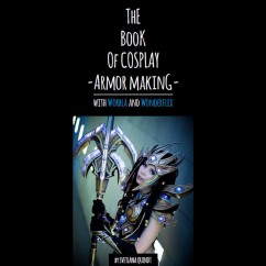 Book Cosplay Armor Making - English Version