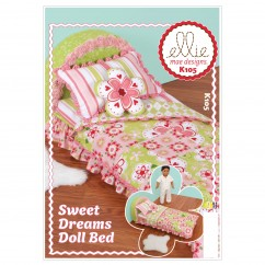 K0105 Sweet Dreams Doll Bed (size: No Size)