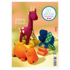 K0116 Ellie & Friends (size: One Size Only)