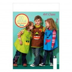 K0154 Children's Smocks (size: One Size Only)