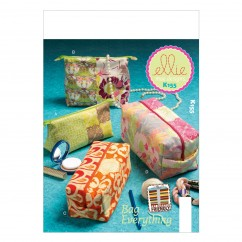 K0155 Zippered Cases (size: One Size Only)
