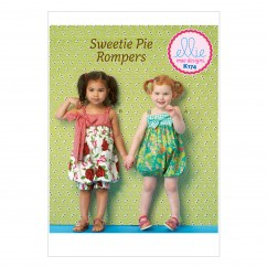 K0174 Toddlers' Rompers (size: All Sizes In One Envelope)