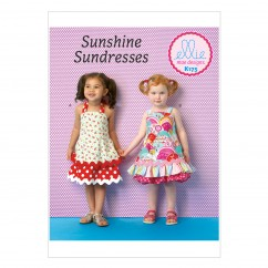 K0175 Toddlers' Dresses (size: All Sizes In One Envelope)