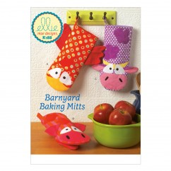 K0188 Oven Mitts (size: One Size Only)