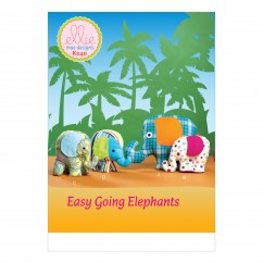 K0240 Stuffed Elephant Toys (size: One Size Only)