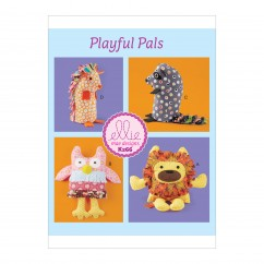 K0266 Soft Animals (size: One Size Only)