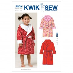 K3509 Robes (size: T1-T2-T3-T4)