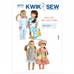 "K3771 Doll Clothes (size: Fits 18"" (45 cm) Dolls)"