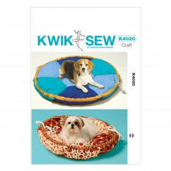 K4020 Pet Bed In 2 Sizes (size: One Size Only)
