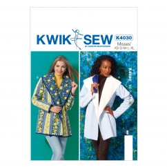 K4030 Misses' Jackets (size: All Sizes In One Envelope)
