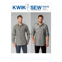 K4075 Men's Shirts (size: All Sizes In One Envelope)