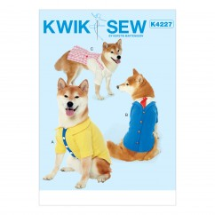 K4227 Dog Clothes (size: XS-S-M-L-XL (Dogs))