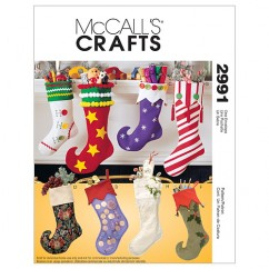 M2991 Christmas Stockings (size: One Size Only)