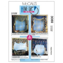 M3089 2 Hour Valance Classics (size: All Sizes In One Envelope)