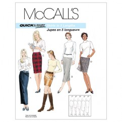 M3830 Misses' Skirts In 5 Lengths (size: 6-8-10-12)