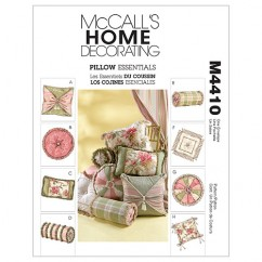 M4410 Pillow Essentials (size: All Sizes In One Envelope)