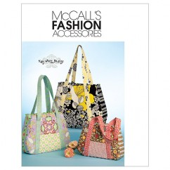 M5822 Tote Bag In 3 Sizes (size: One Size Only)