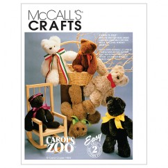 M6188 Stuffed Animals (size: One Size Only)