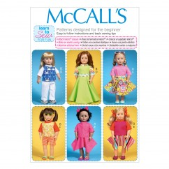 "M7106 Clothes For 18"" Dolls (size: One Size Only)"