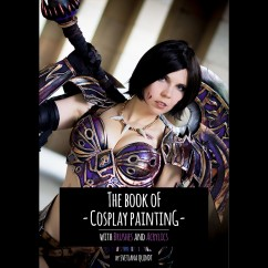 Book Cosplay Painting - English Version