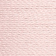 COATS COTTON ALL PURPOSE THREAD 205M-225YD LIGHT PINK
