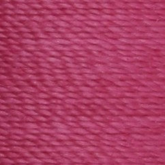 COATS COTTON ALL PURPOSE THREAD 205M-225YD RED ROSE