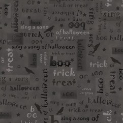 HENRY GLASS & CO INC - Cotton prints - Not So Spooky - 04