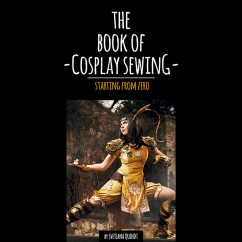 Book Cosplay Sewing - English Only